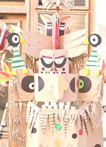 Lutkovno-glasbena predstava Totem Amadeo