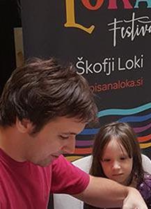 LE-GO Loka: delavnica animiranega filma za otroke